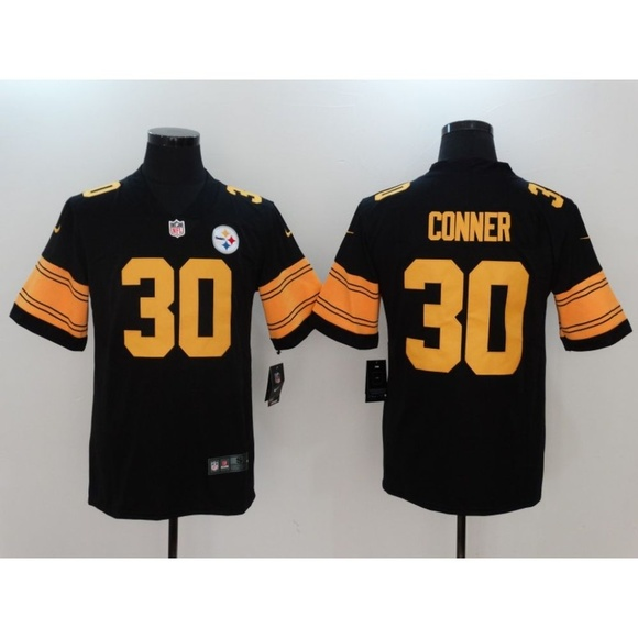 new product 21271 f2861 Pittsburgh Steelers James Conner Jersey (2)